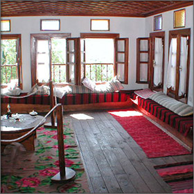 Theologos Folklore Museum on Thassos Island, Greece