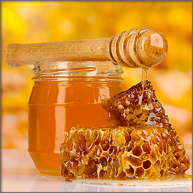Honey - Product of Thassos Island, Greece