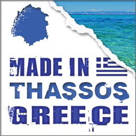 Local Products of Thassos Island, Greece