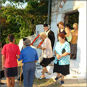 Orthodox Christian Holidays and Feasts on Thassos Island, Greece