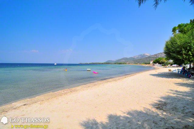 Skala Prinos Beach